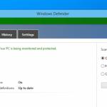 Como configurar Windows 8 Defender para hacer escaneos programados.