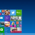Características del menú inicio de Windows 10