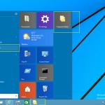 Fija las Carpetas Frecuentes al menú Inicio o barra de tareas en Windows 10