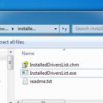 Cómo ver las extensiones de archivos en windows 7