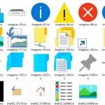 Windows 10 9926: Aquí están los nuevos íconos