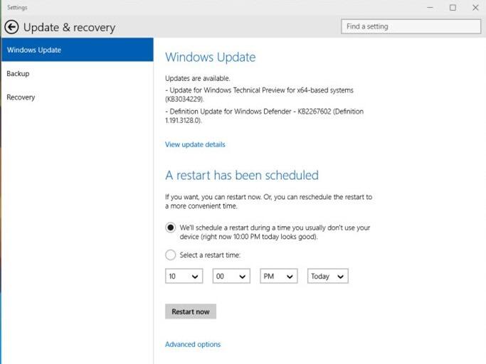 Windows 10 9926