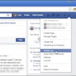 Cómo Eliminar el Historia de Búsqueda en Facebook