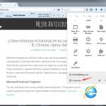 Usa el botón Olvidar (Forget button) de Mozilla Firefox para limpiar rápidamente el historial