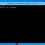 Cómo abrir el Símbolo del Sistema elevado en Windows 10