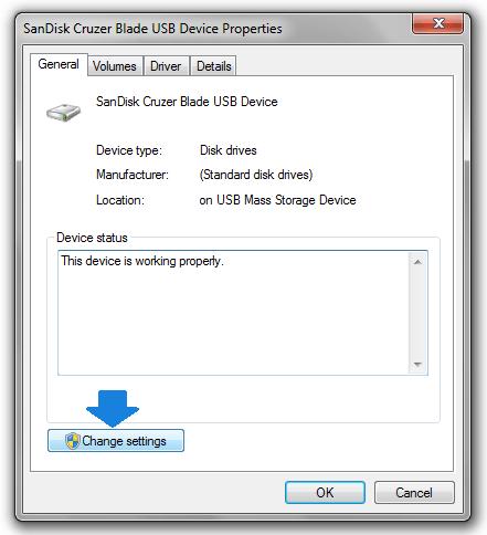unidad USB