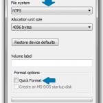 Cómo arreglar la lentitud en la t transferencia de datos y acelerar tu unidad USB