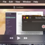 Cómo Grabar la Pantalla de Mac OS X con QuickTime (Sin Usar Software Adicional)