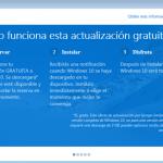 """¿Cómo eliminar el icono de actualización de Windows 10  """"Obtener Windows 10"""" y su icono de la barra de tareas?"""