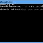 Cómo cambiar la clave de producto de Windows 10