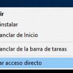 Crea un Acceso Directo de Microsoft Edge en el Escritorio de Windows 10