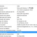 Cómo saber si Windows 10 funciona en modo UEFI o en modo Heredado (Legacy) BIOS