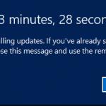 Cómo evitar que Windows 10 se reinicie automáticamente por la instalación de actualizaciones