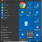 Cómo personalizar el Menú de Inicio de Windows 10