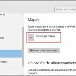 ¿Cómo Descargar mapas sin conexión en Windows 10?