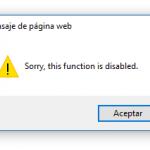 Cómo habilitar el clic derecho en sitios web que lo hayan deshabilitado