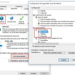 Deshabilitar JavaScript En IE, Chrome, Firefox y Opera en Windows