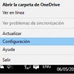 Tomar una captura de pantalla en Windows 10 y Guárdala Automáticamente en OneDrive