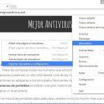 Importar marcadores y contraseñas a Chrome desde otro navegador Firefox o IE