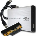 Cómo convertir un disco duro interno de repuesto en un disco USB externo