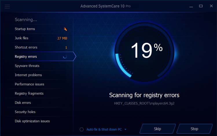 Iobit unveils first beta of advanced systemcare 9.