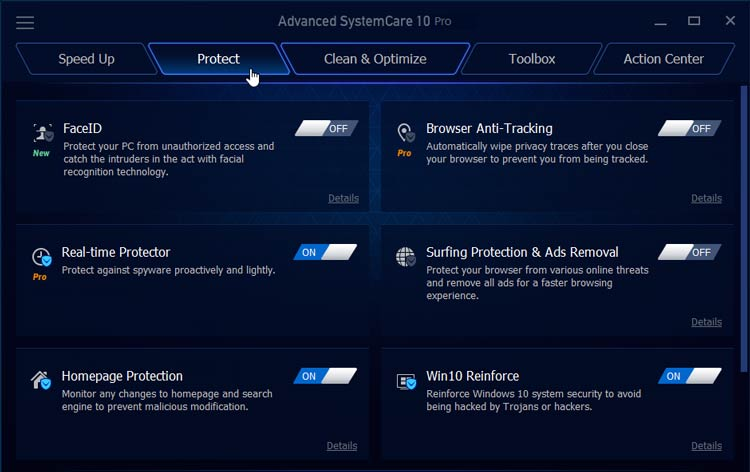 IObit Advanced SystemCare 10 Pro