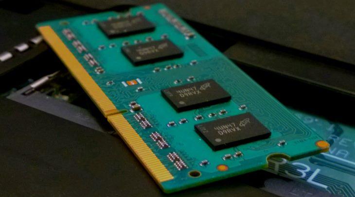 tamaño y rendimiento del RAM para Laptops